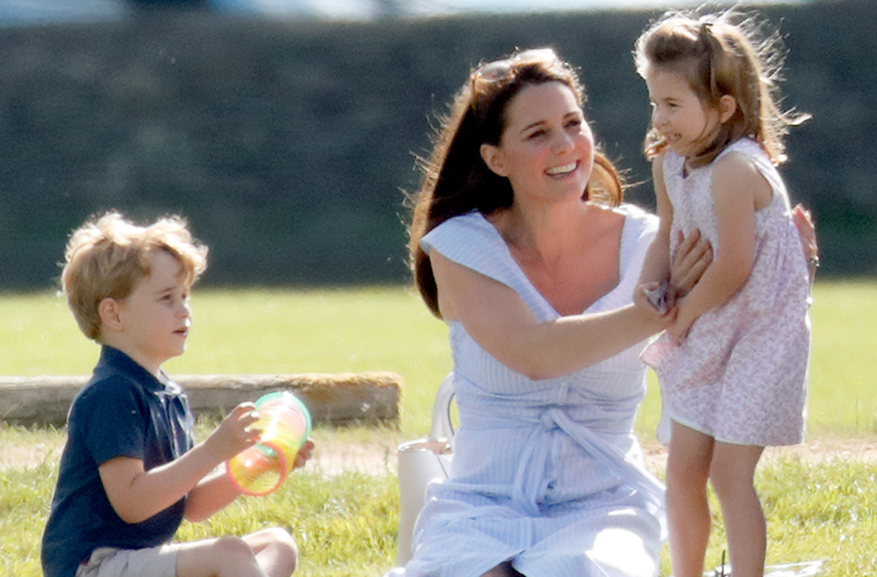 Prince George & Princess Charlotte's heartbreaking comment to mum Kate