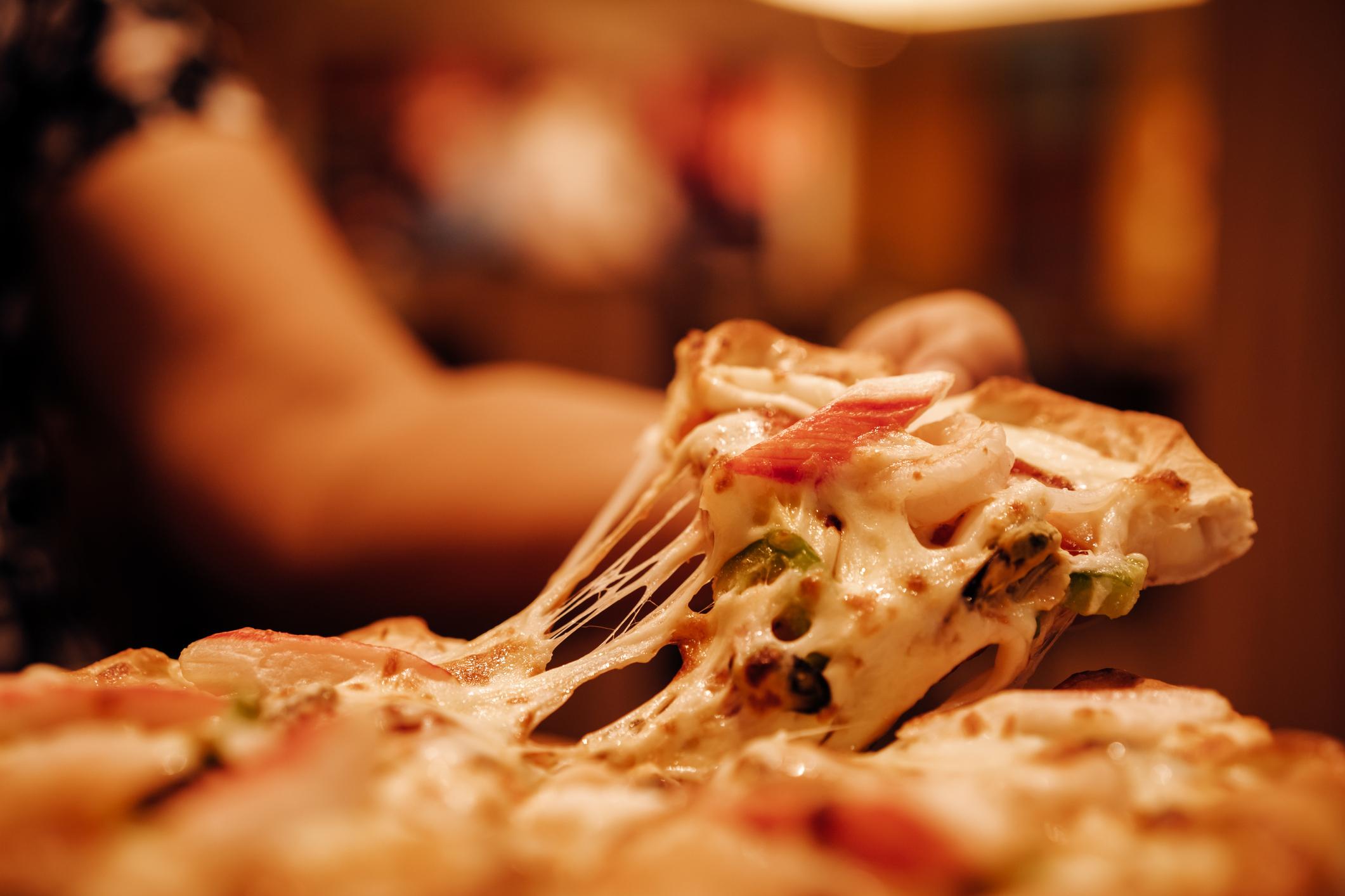 lasagne pizza