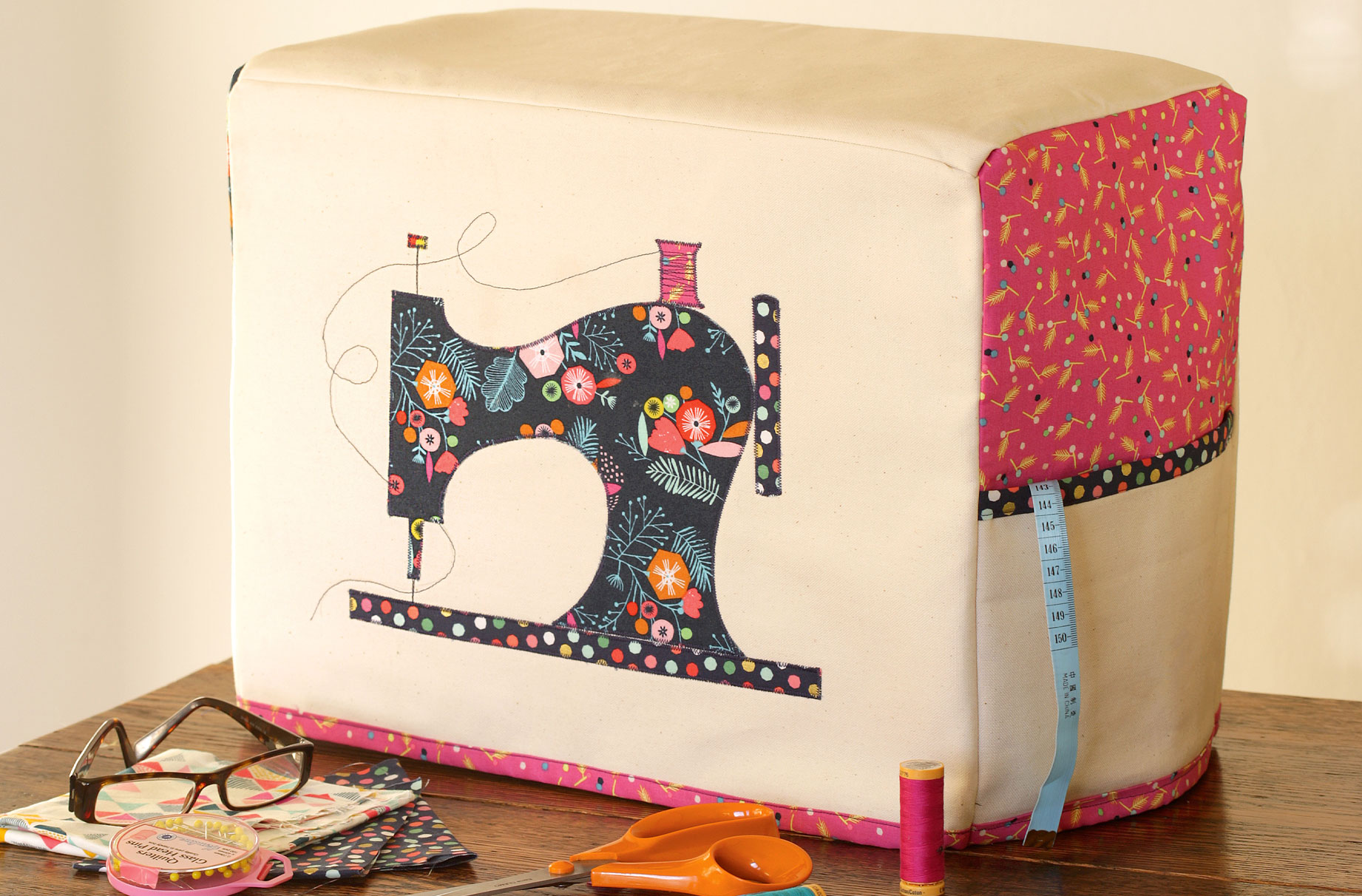 How to sew your own sewing machine cover | GoodtoKnow