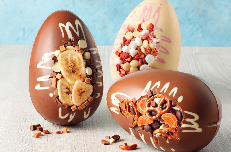 Aldi's new Easter egg range includes a massive 800g egg
