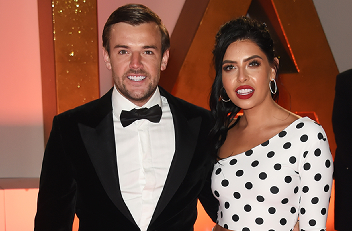 Love Island Cara De La Hoyde Nathan Massey expecting second child