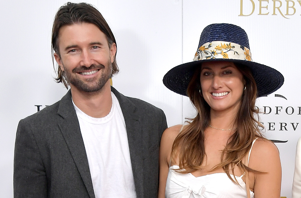 brandon jenner confirms welcomed twins wife cayley stoker