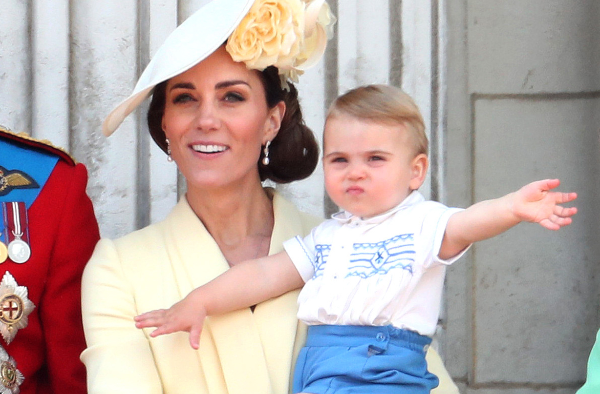 prince louis resemblance young prince edward