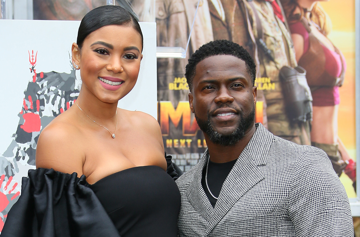 kevin hart eniko parrish expecting second child