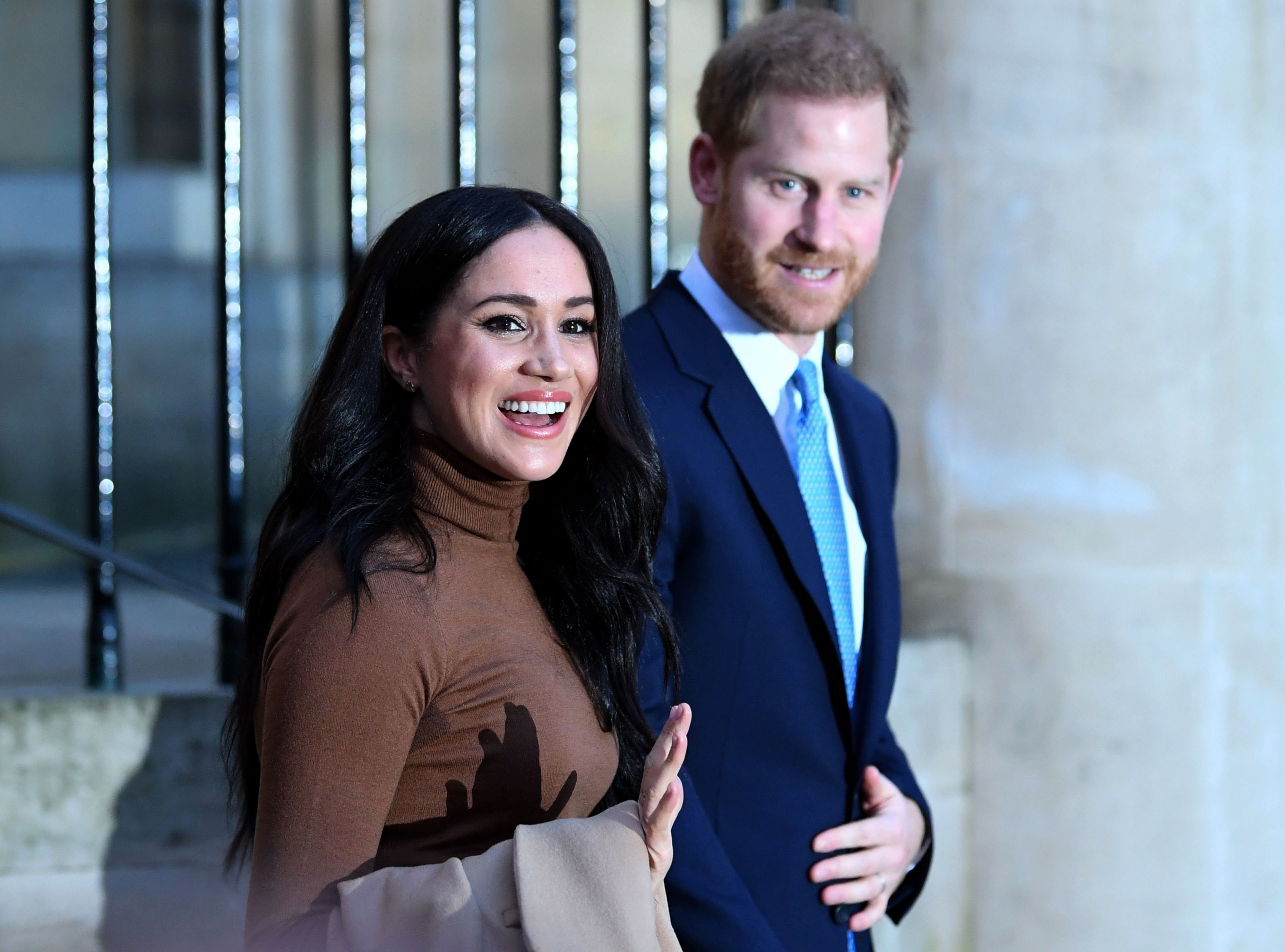 Lady Colin Campbell: Prince Harry's new life with Meghan is taking its toll