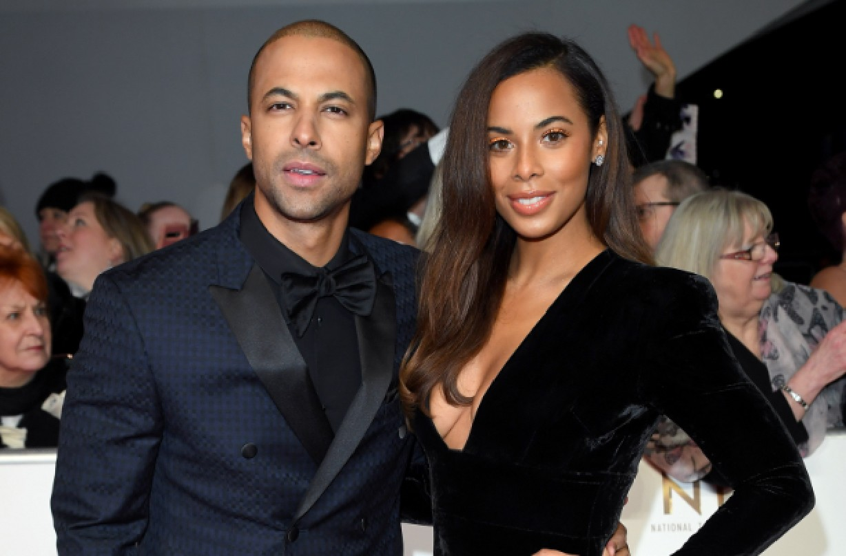 Rochelle Humes plans to cut husband Marvin's hair live tonight