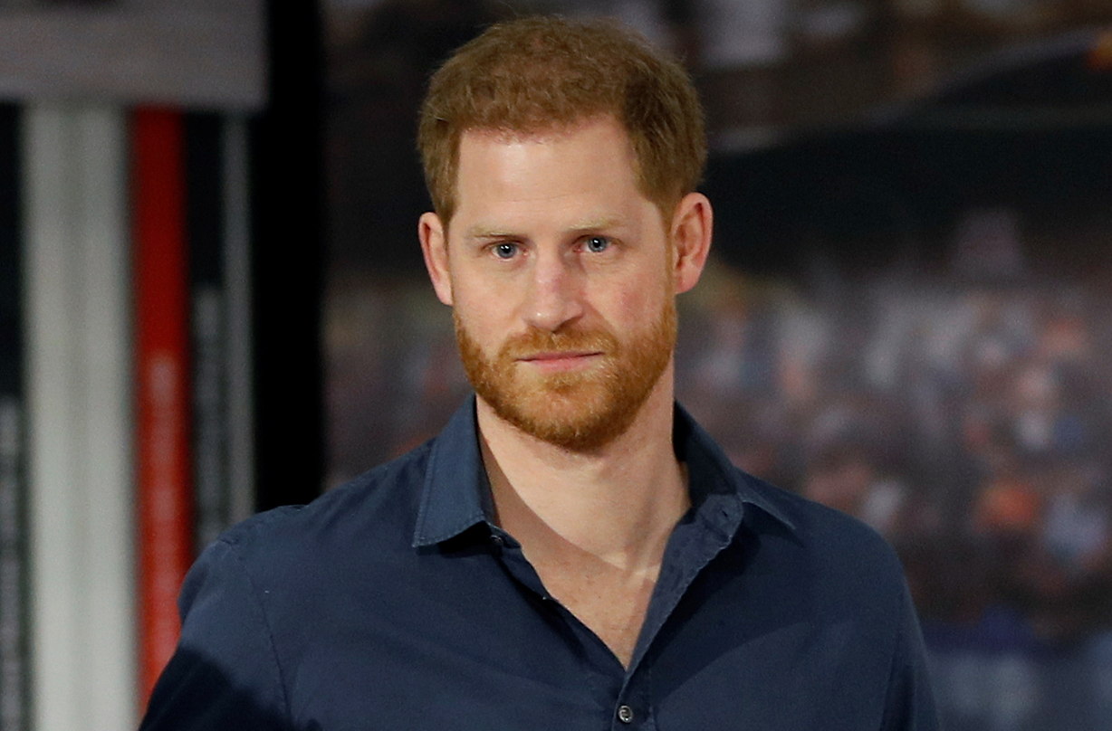 prince harry reveals invictus games cancelled