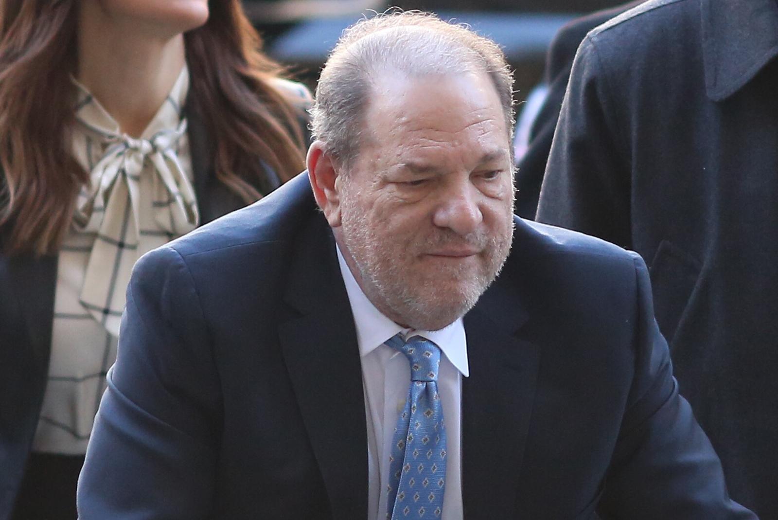 Downfall of Harvey Weinstein