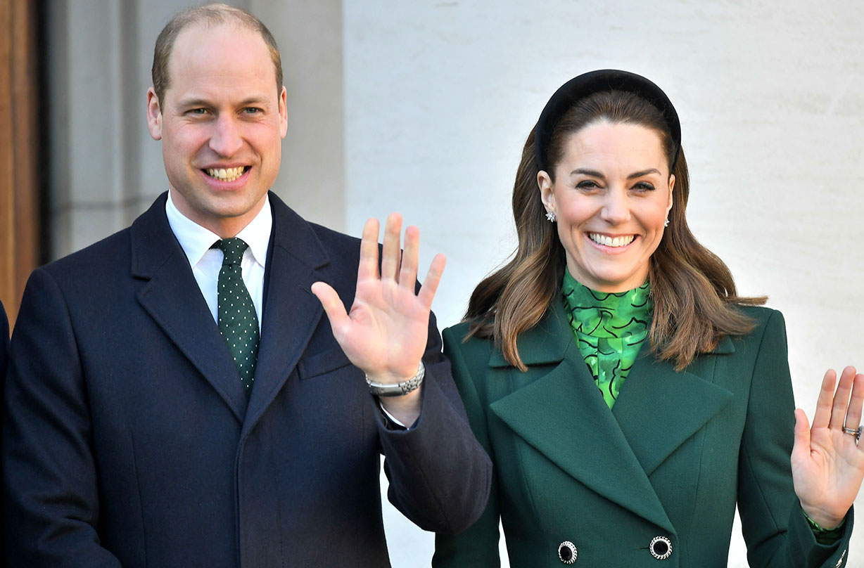 prince william addresses coronavirus royal tour ireland