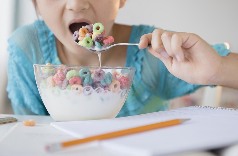 children underestimate sugar consumption