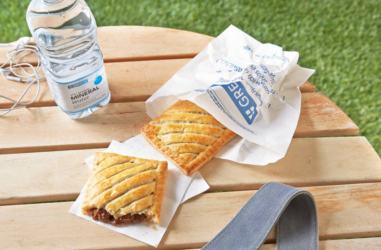 Greggs have released the official recipe for their Steak Bake