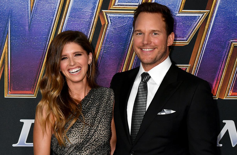 Chris Pratt Katherine Schwarzenegger reportedly expecting first child