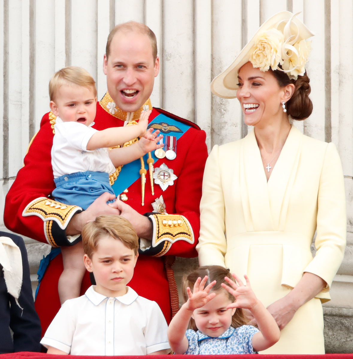 How the Cambridge kids are keeping in touch with the Queen during lockdown