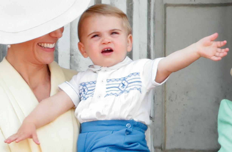 prince louis second birthday kate middleton unseen photos