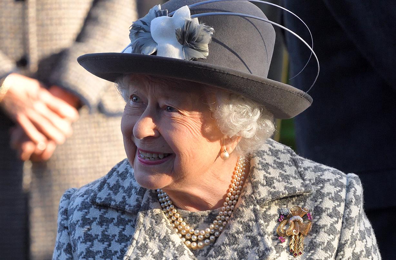 queen awkward blunder prince louis birthday