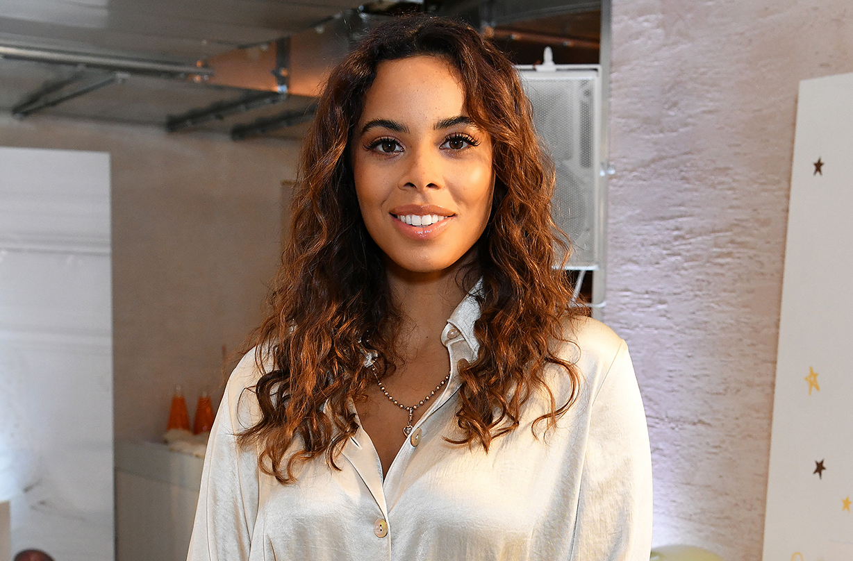 rochelle humes third pregnancy different lockdown
