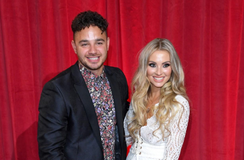 Adam Thomas and wife Caroline
