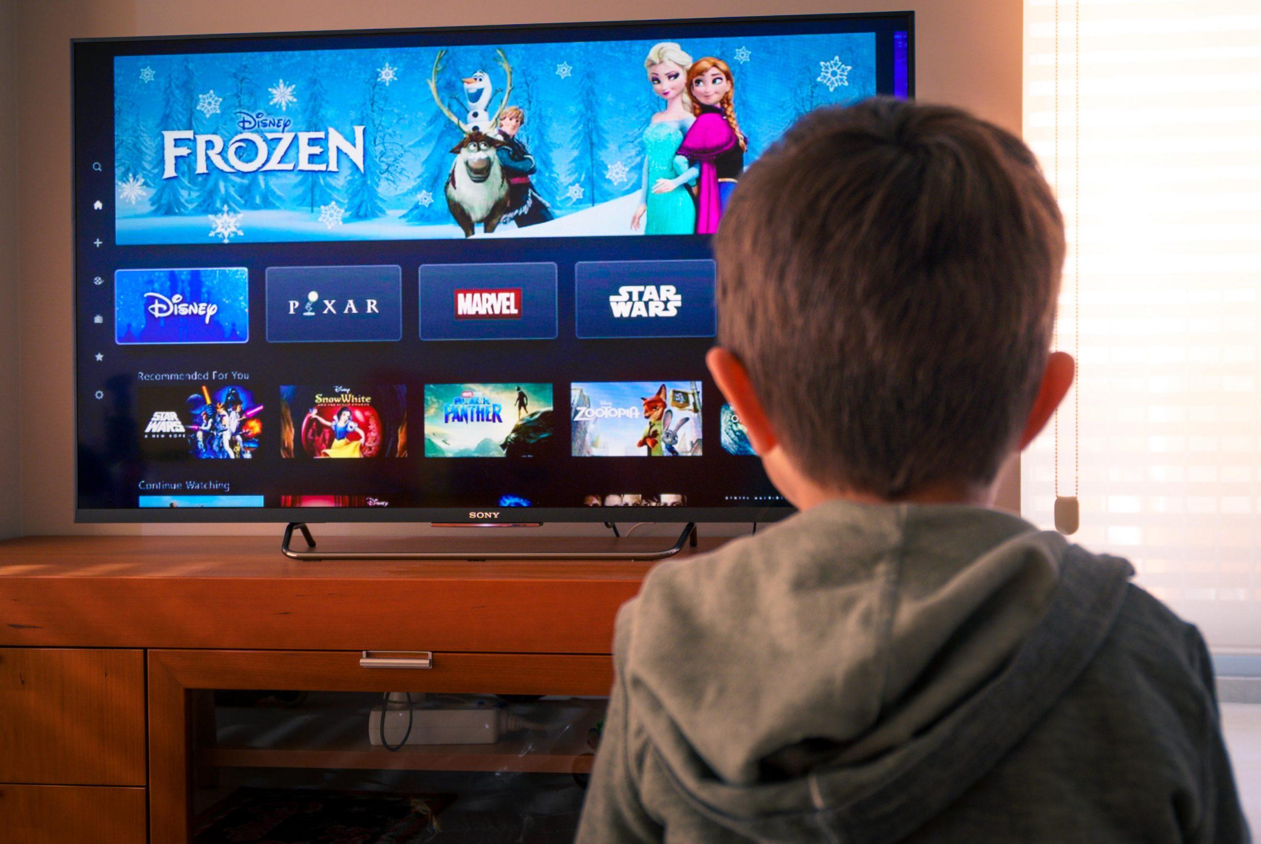 Disney+ empowering films for kids
