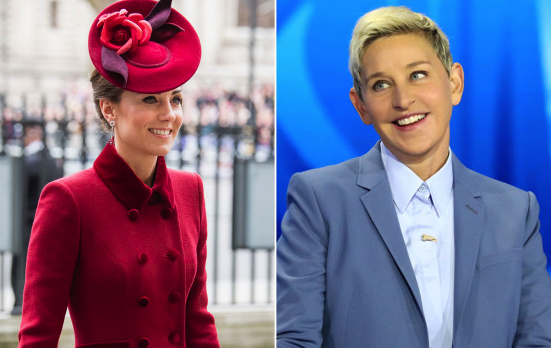 Celebrities related to the royal family