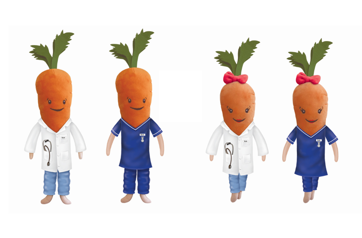 aldi auctions special edition kevin carrot toys nhs