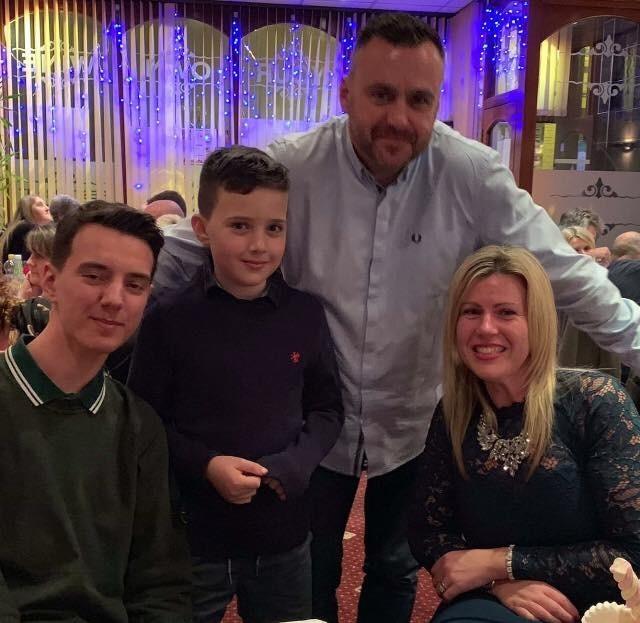 Natasha, qui vit dans le West Sussex avec son mari Marc, 51 ans, et ses fils Deon, 18 ans, et London, 12 ans
