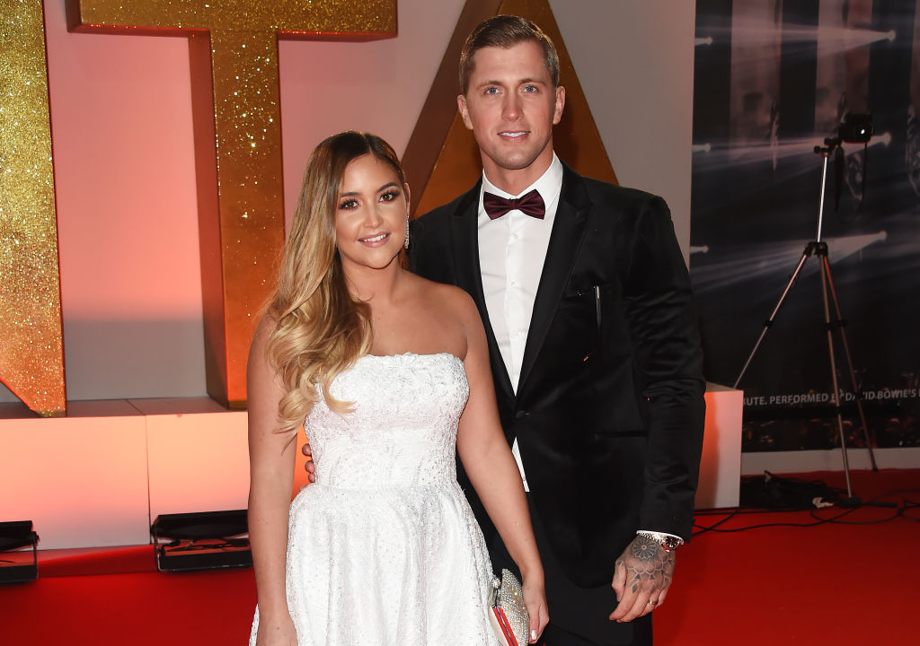 Jacqueline Jossa 'splits' from husband Dan Osborne amid lockdown