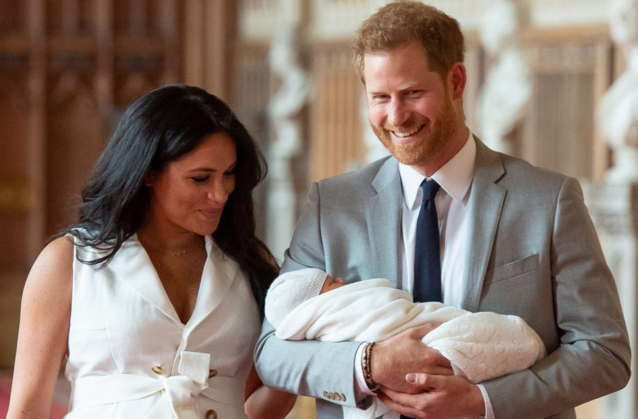 queen reveals sweet similarity archie harrison prince harry