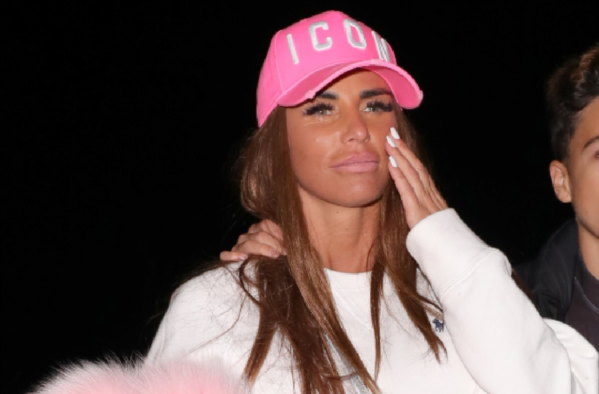 Katie Price to keep wedding dresses for daughters to wear