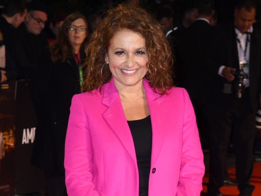 Nadia Sawalha on isolating with her family and her tips for homeschooling