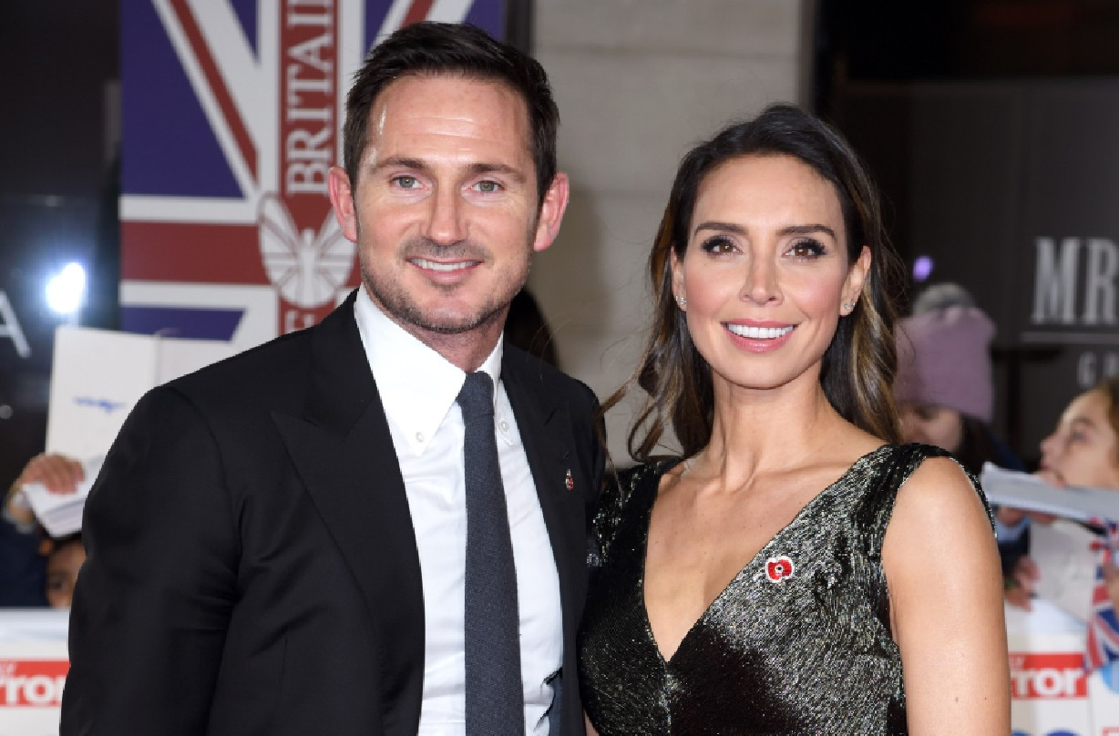 Christine Lampard pride over being a step-mum as daughter turns 13