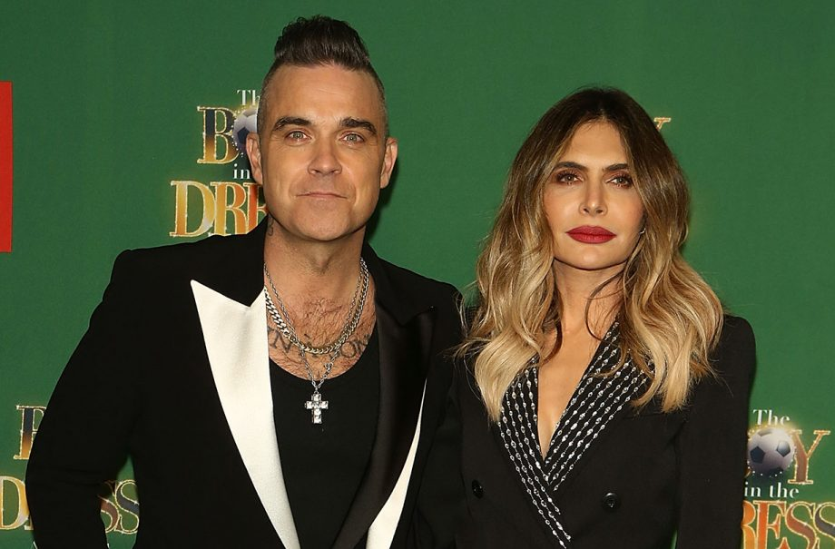 robbie williams ayda field mum heartbreaking cervical cancer diagnosis