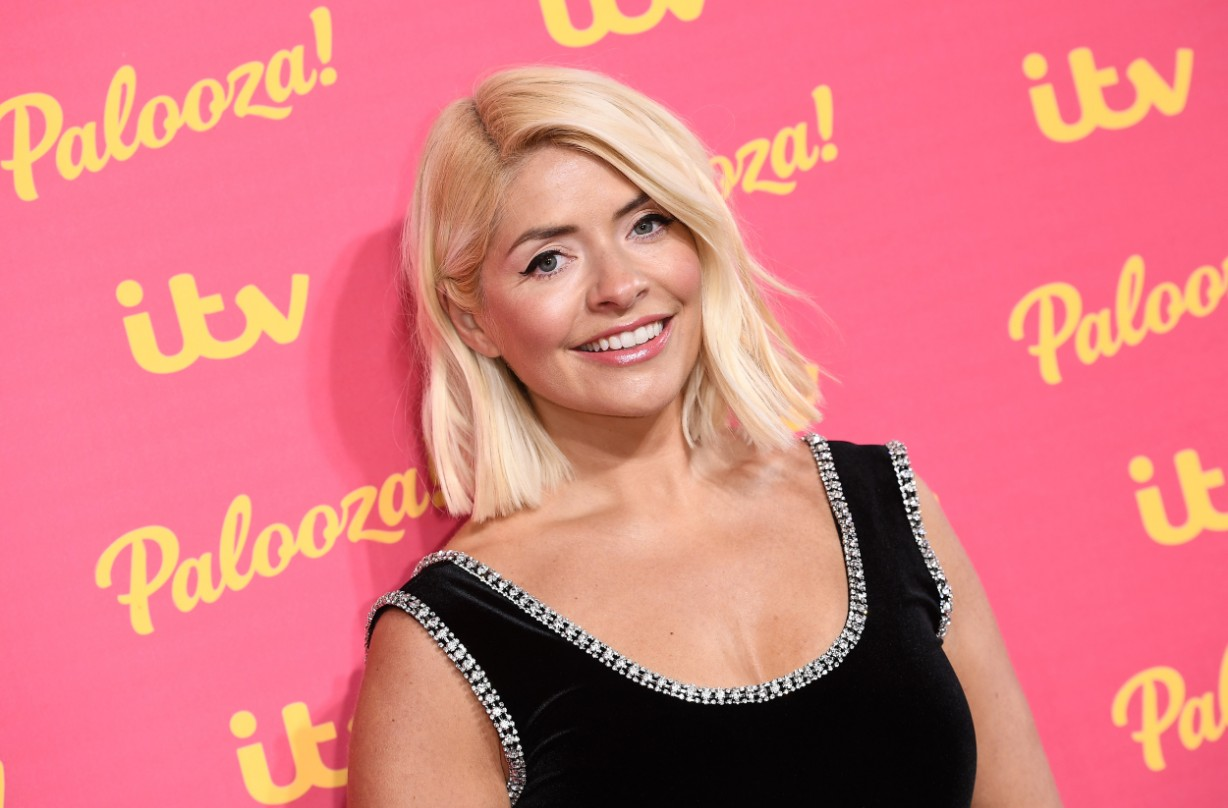 Holly Willoughby makes two loaves of bread a week with son Harry