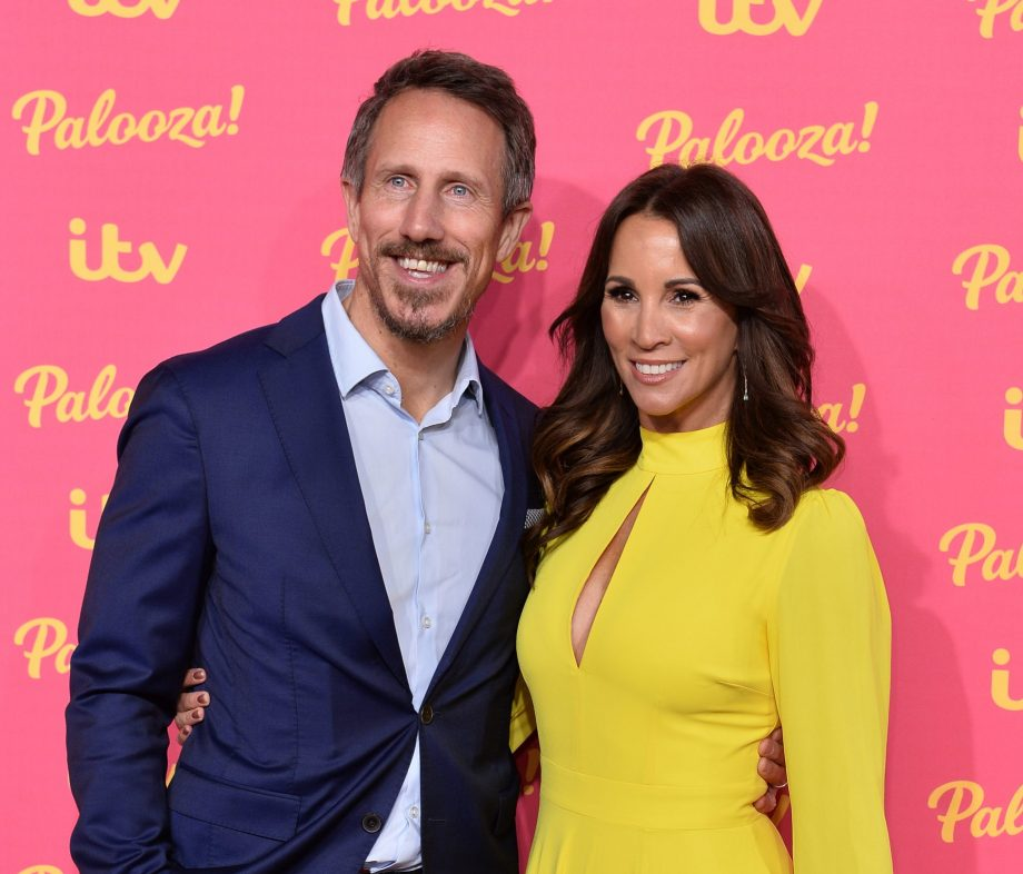 Andrea mclean and nick fennel