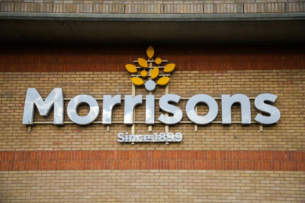 Morrisons speedy shopping