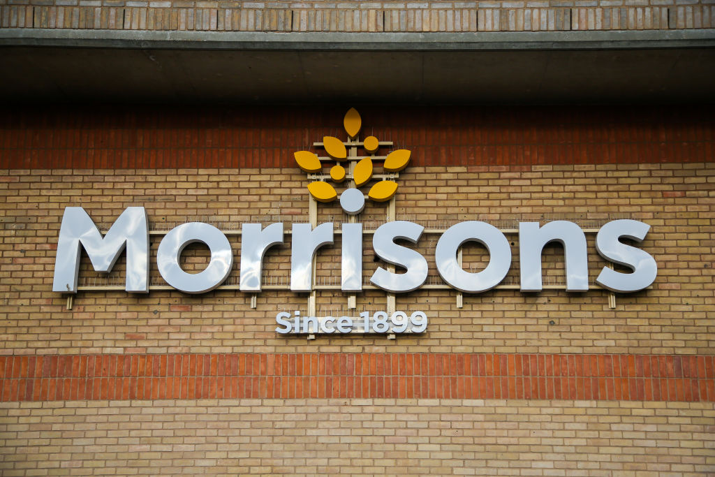 Morrisons sausage rolls