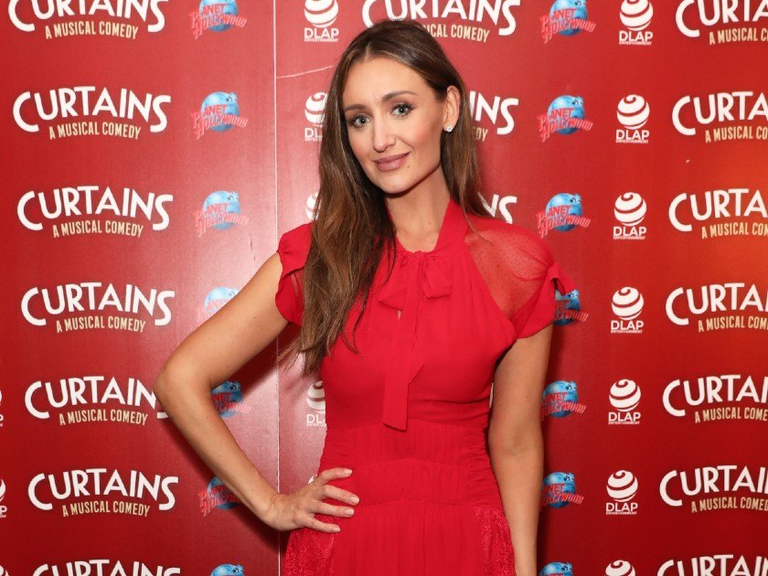 Catherine Tyldesley shares unseen wedding pictures on anniversary