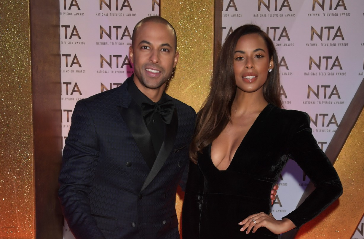 Rochelle Humes disbelief at her eldest daughter turning 7