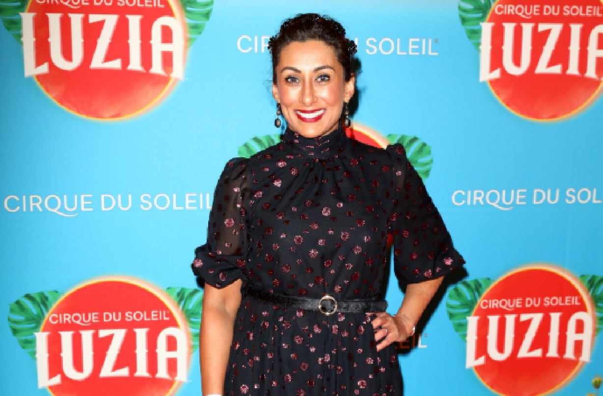 Saira Khan welcomes new adorable addition to the family