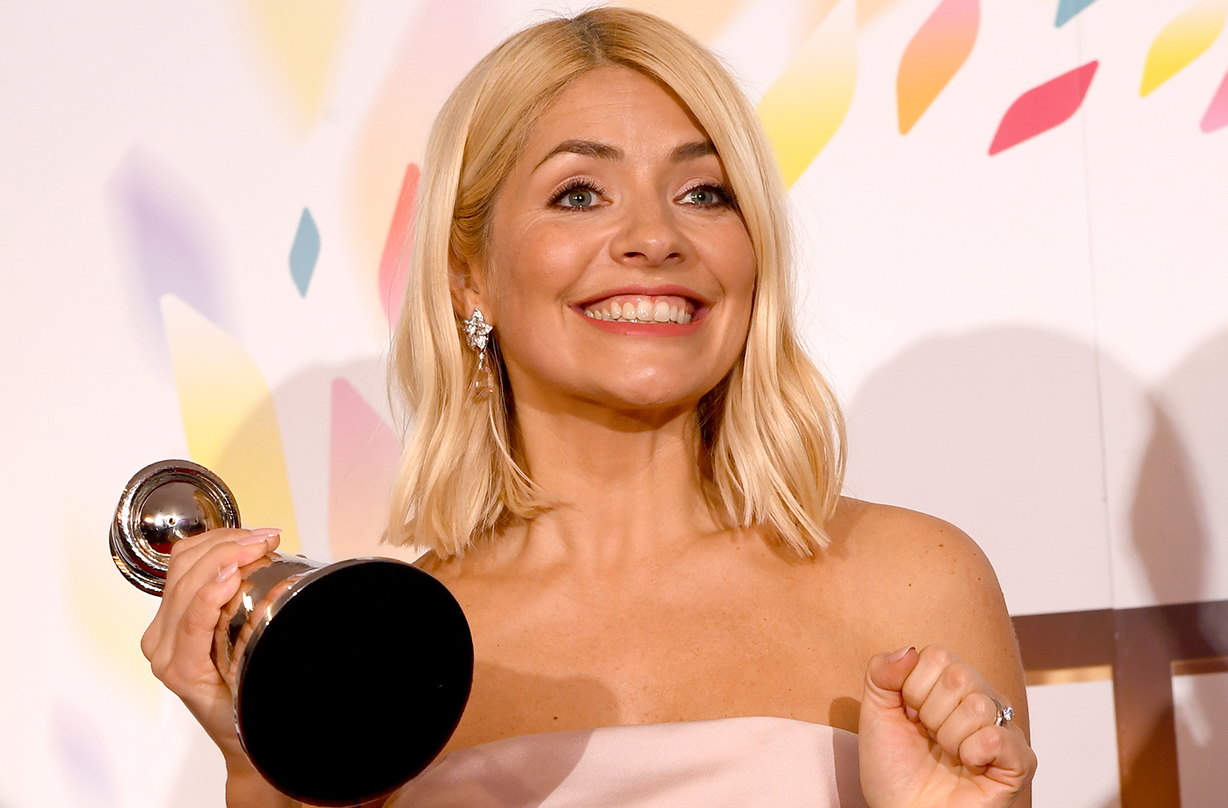 Holly Willoughby quits itv Celebrity Juice 12 years