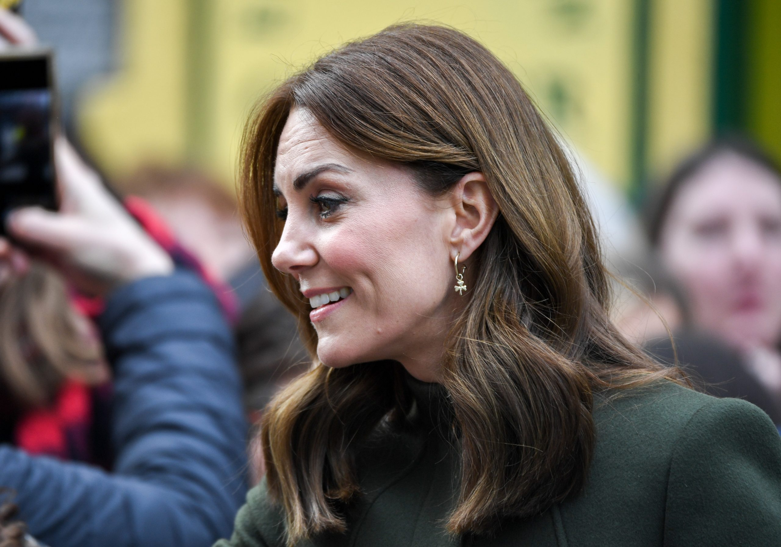 the duchess of Cambridge in Ireland