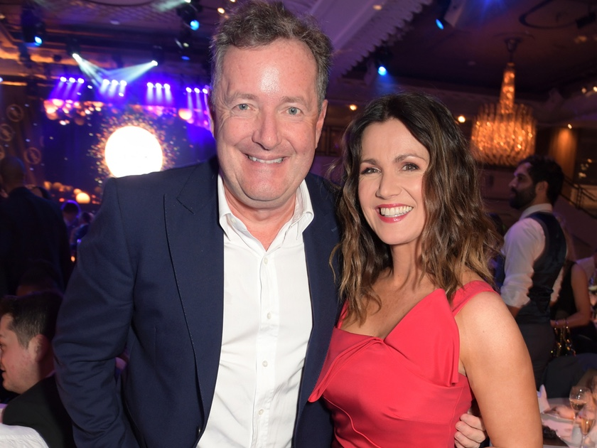 Piers Morgan and Susanna Reid: A match made in telly heaven
