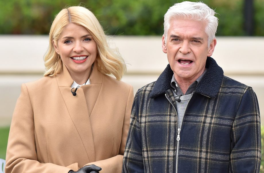 holly willoughby phillip schofield replaced this morning