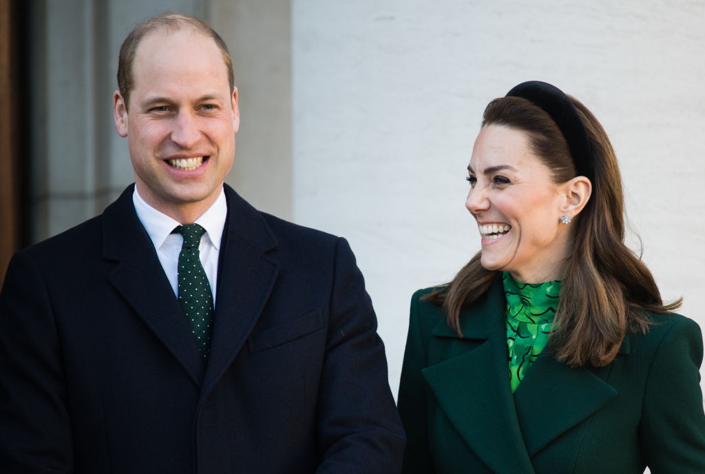 Prince William reveals how Kate Middleton supports him with parenthood