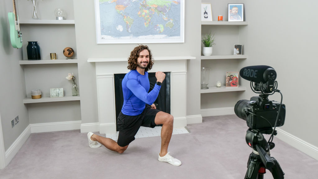 Fans call for Joe Wicks to receive OBE after lockdown PE lessons