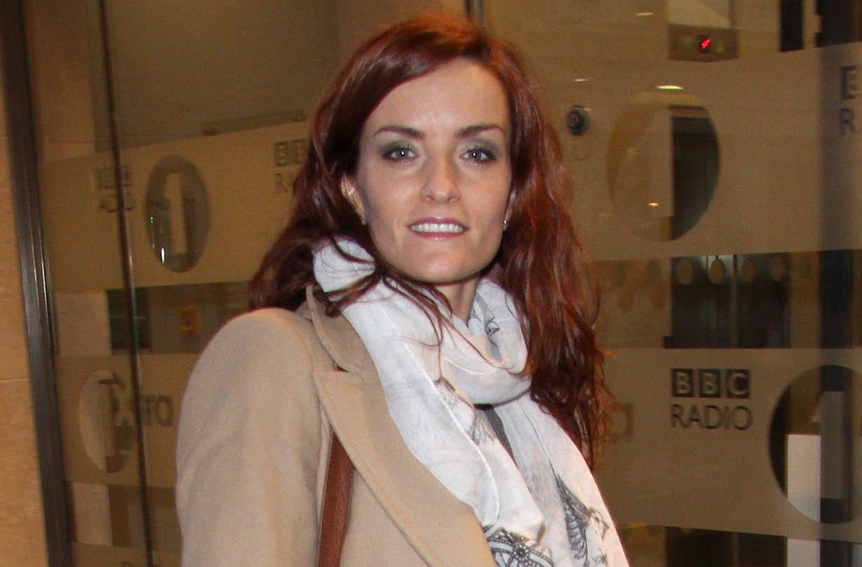 B*Witched singer Keavy Lynch expecting twins with husband Nathan