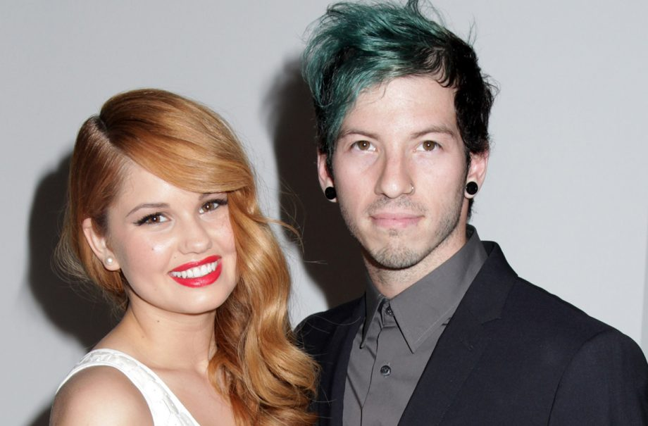 netflix debby ryan secretly marries josh dun