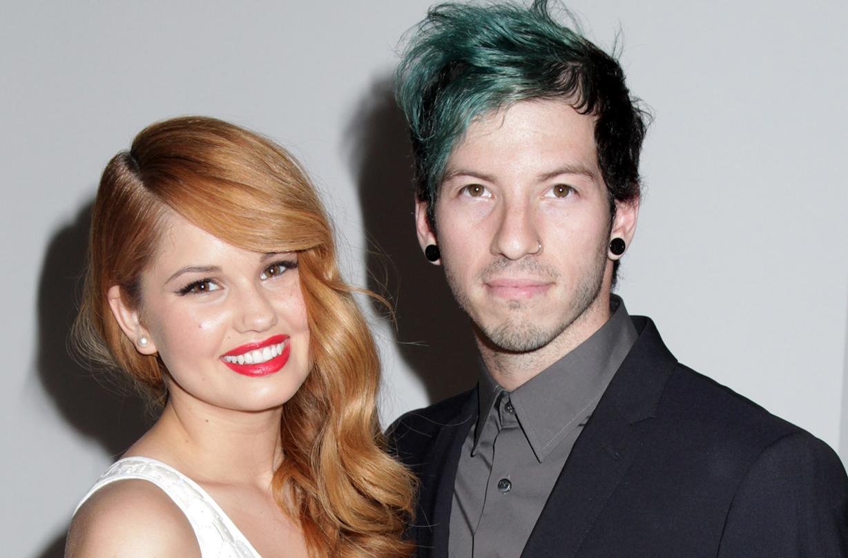 Netflix star Debby Ryan reveals secretly marries musician Josh Dun