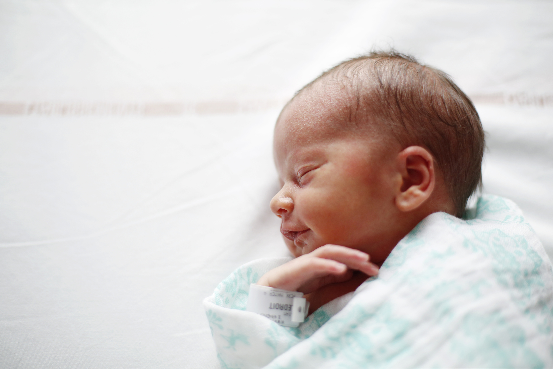 coronavirus baby