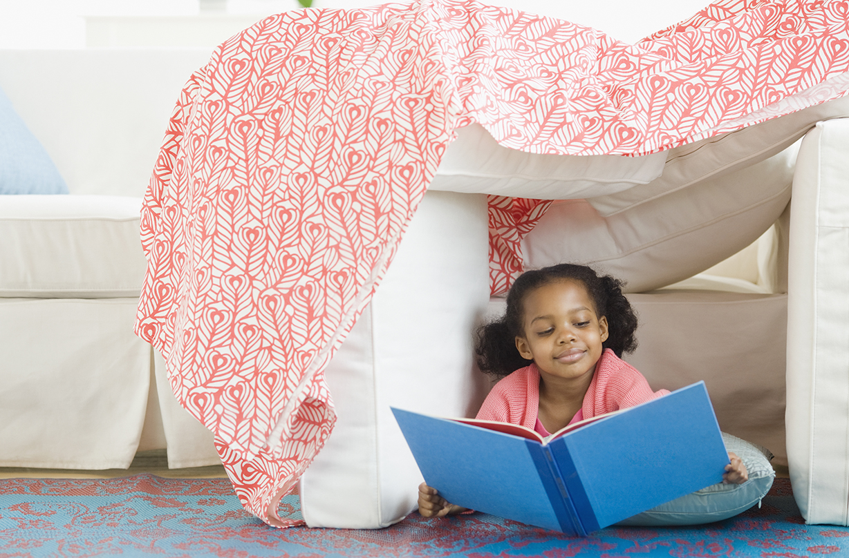 IKEA shares easy fort ideas for kids to make during lockdown