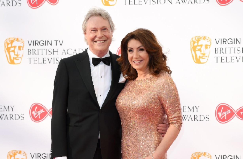 Eddie rothe and Jane McDonald